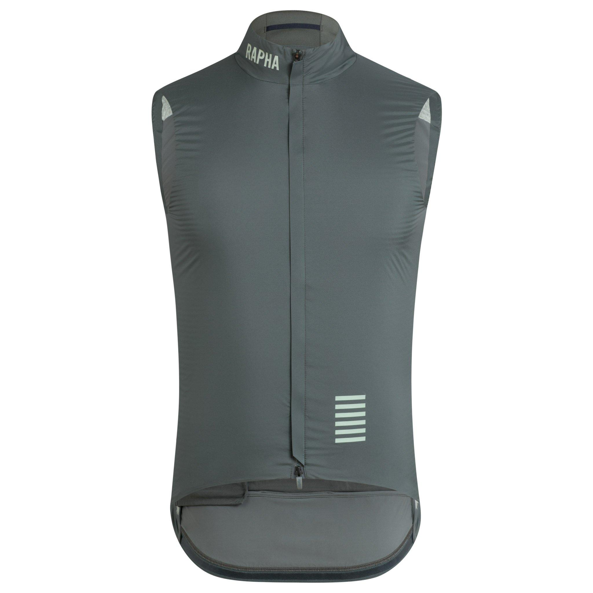 ba846569f Pro Team Insulated Gilet | Rapha Men's Cycling Gilet Cold Weather Riding |  Rapha