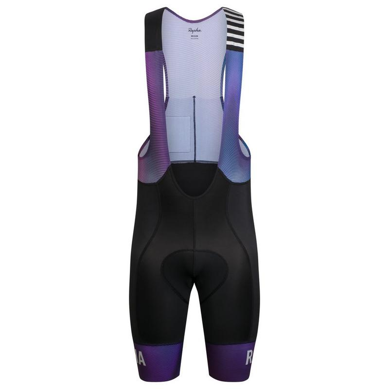 Men's Pro Team Bib Shorts II - Regular - Flight Print