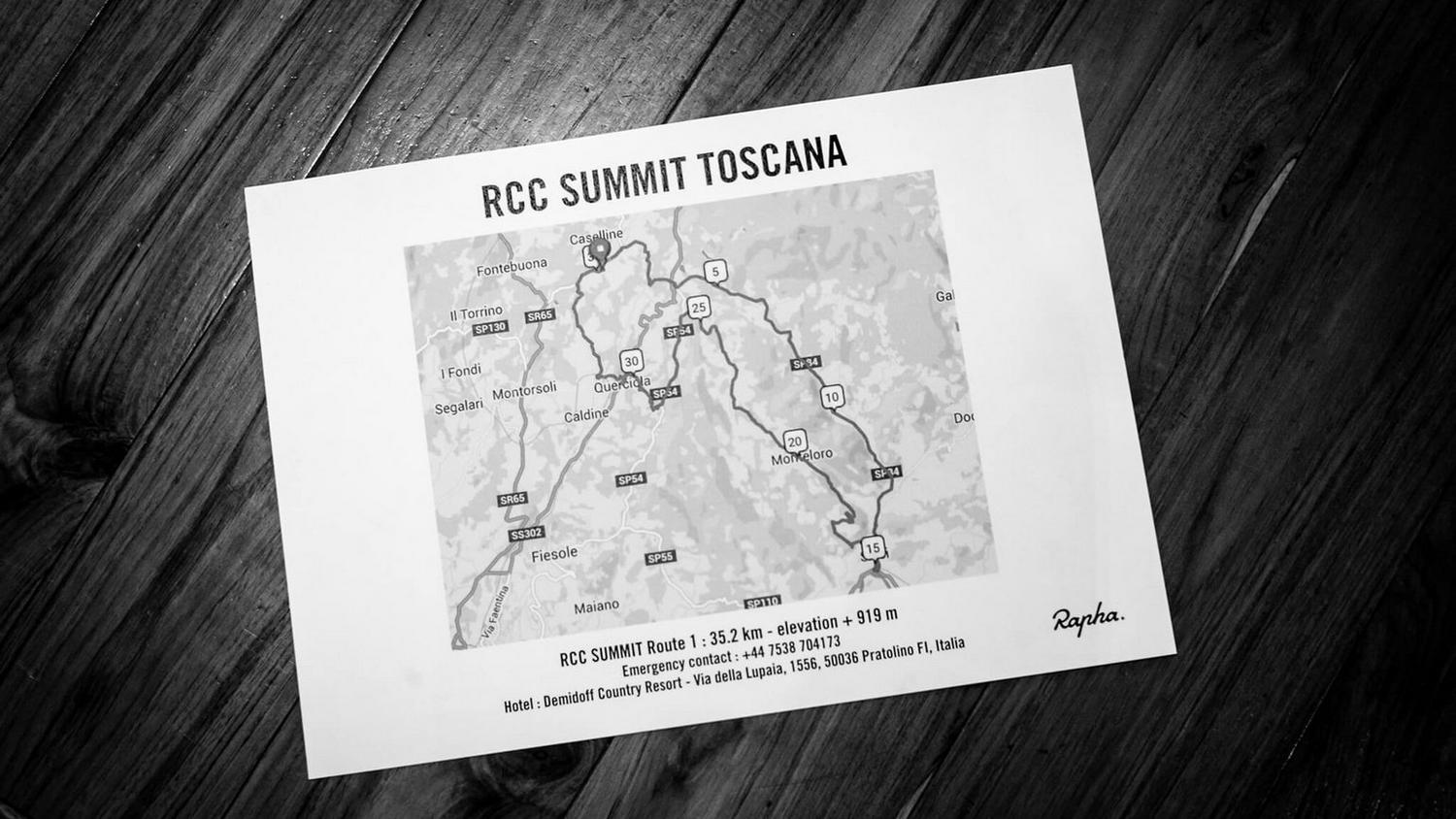 RCC Summit Tuscany