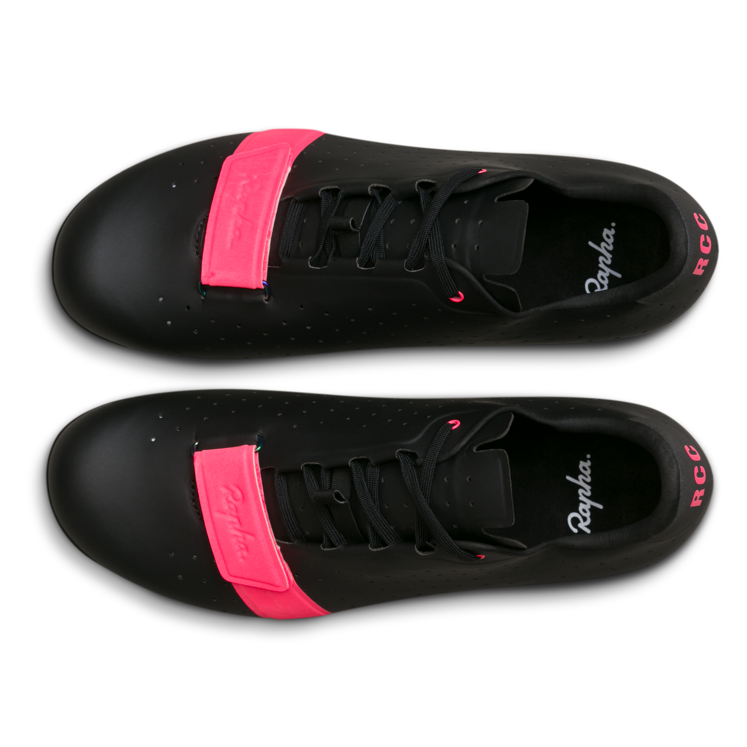 RAPHA  Black/High-Vis Pink RCS01XXBPK