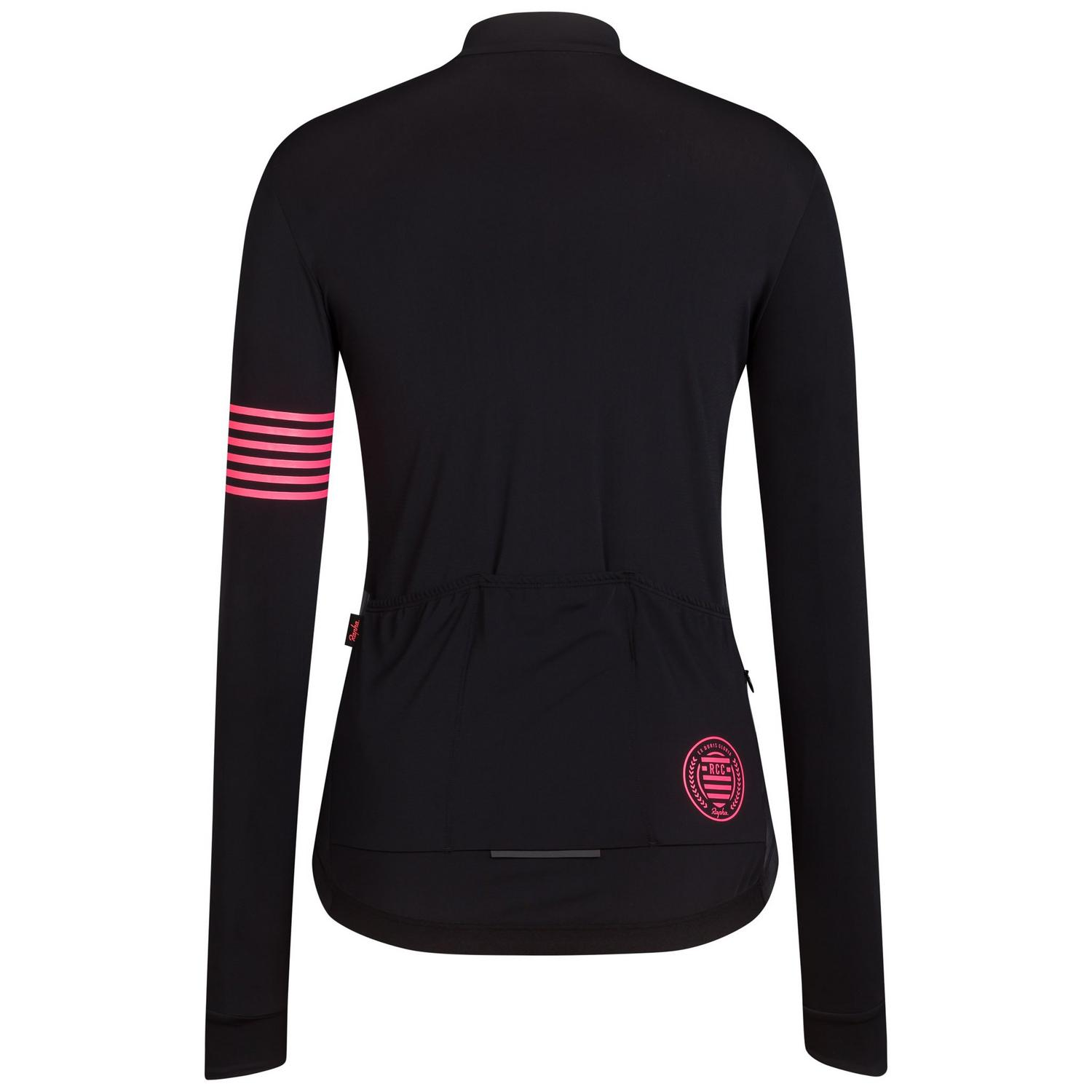 RAPHA  Black RLS01LSBLK