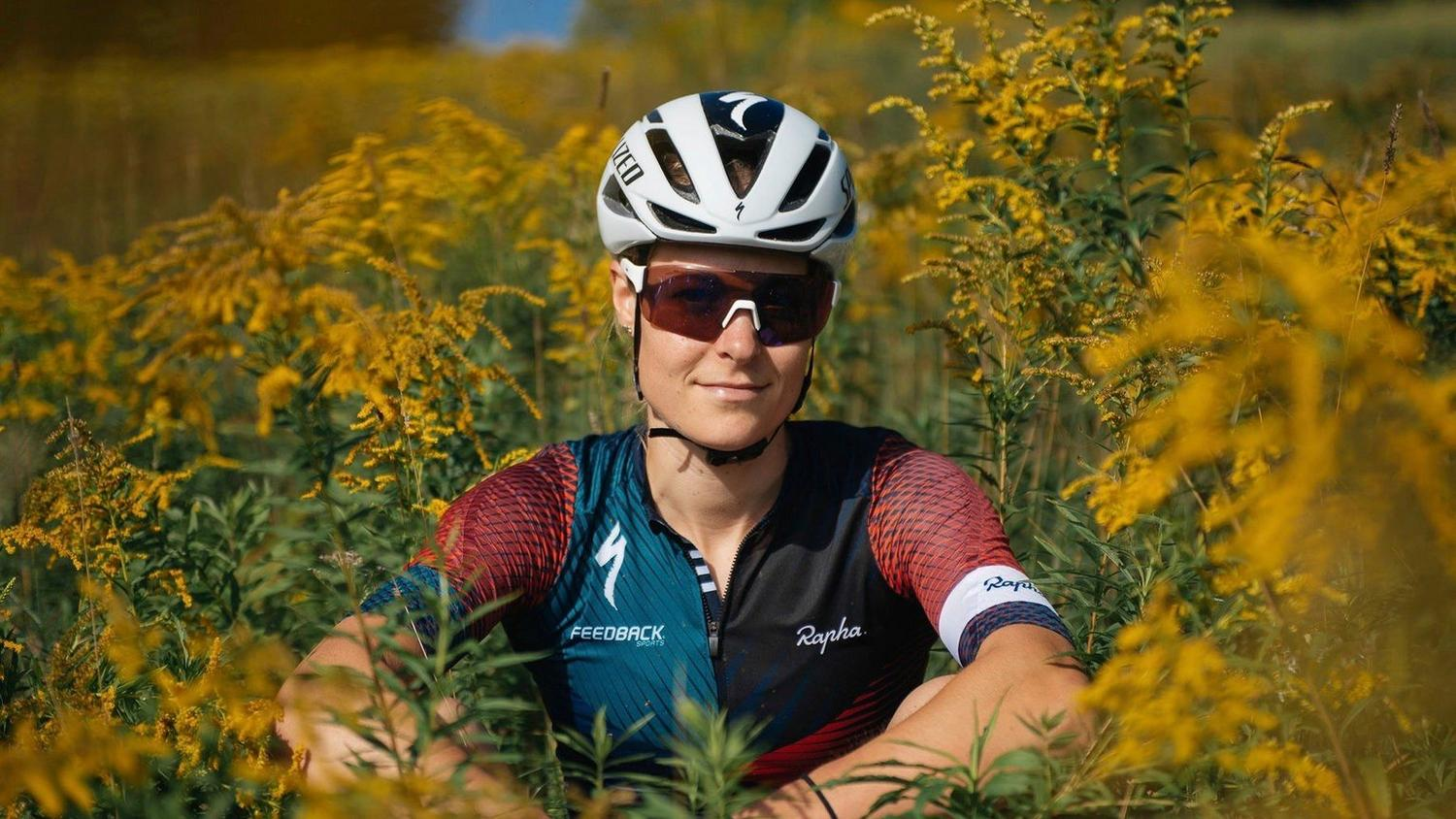 Rapha Maghalie Rochette cycling interview 2020 - Women's MTB & Cyclocross