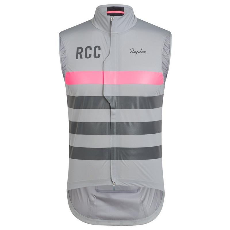 Men's RCC Pro Team Lightweight Rain Gilet