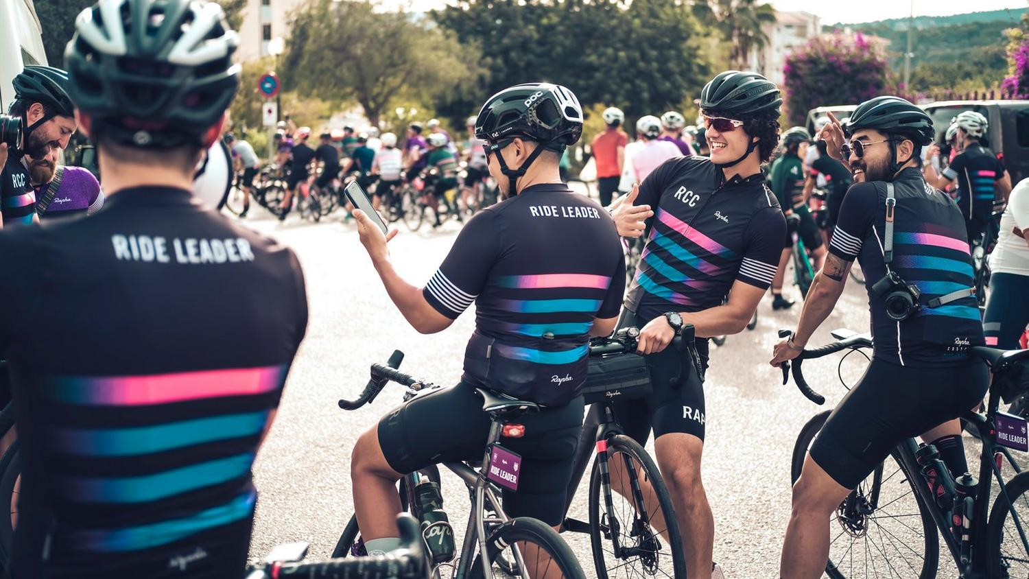 Rapha Cycling Club - Community Ride Leaders