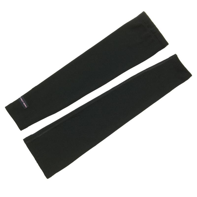 Merino Arm Warmers - Black