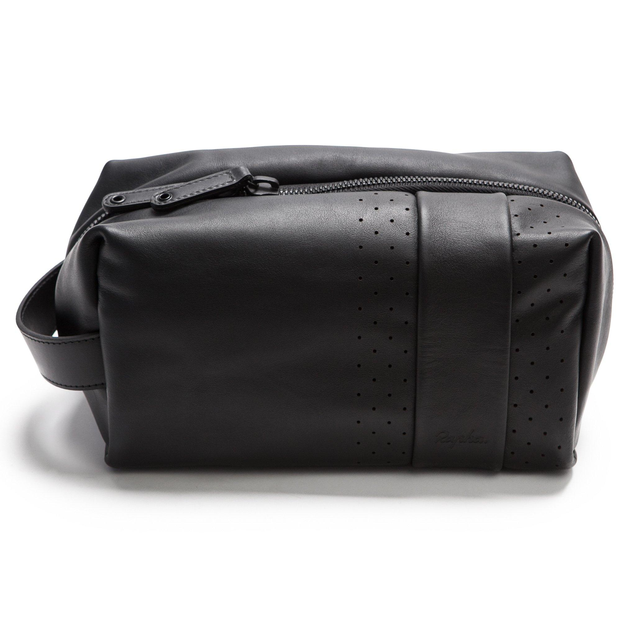 0064268a1 Leather Wash Bag