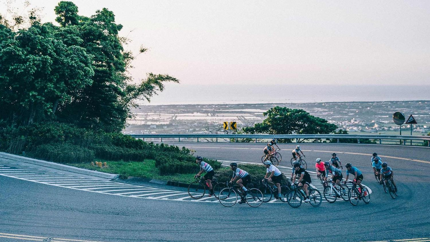 The Rapha Cycling Club In Yilan