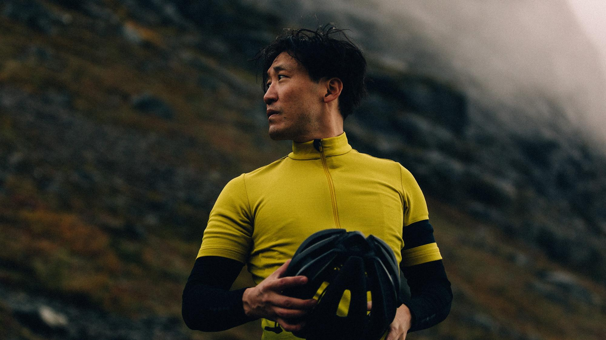 Cycling Jerseys for Autumn