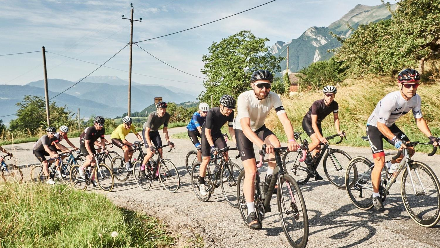 Rapha and l'Etape du Tour