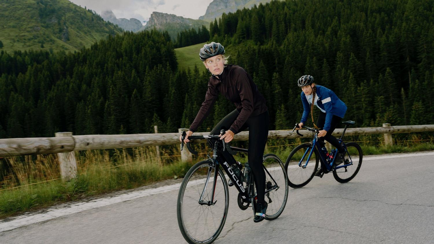 Rapha's Guide to Changing Conditions - Women's