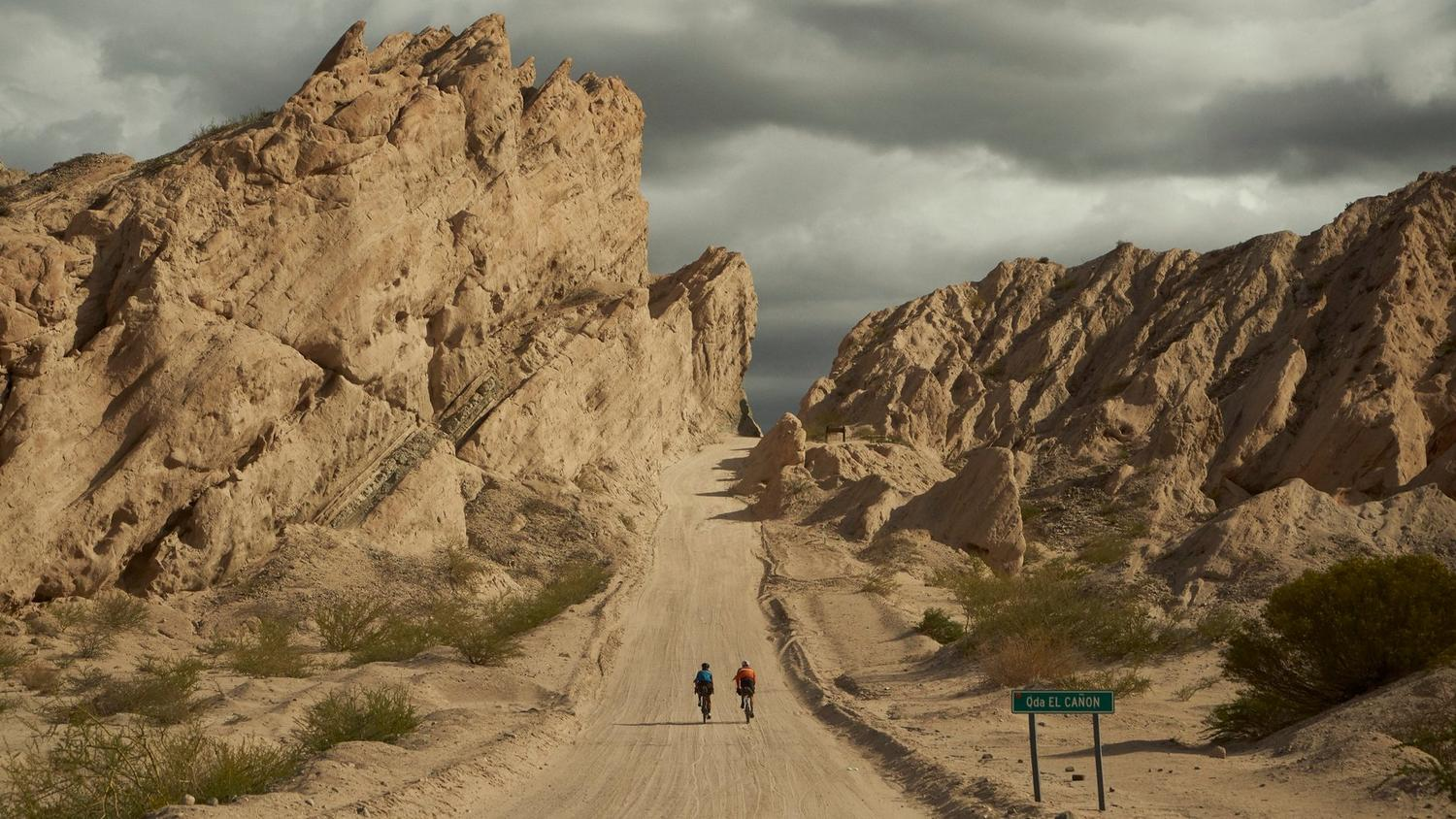 In January, Rapha photographer and filmmaker George Marshall travelled to northern Argentina with long-distance riders Jesse Carlsson, Sarah Hammond and Neil Phillips.