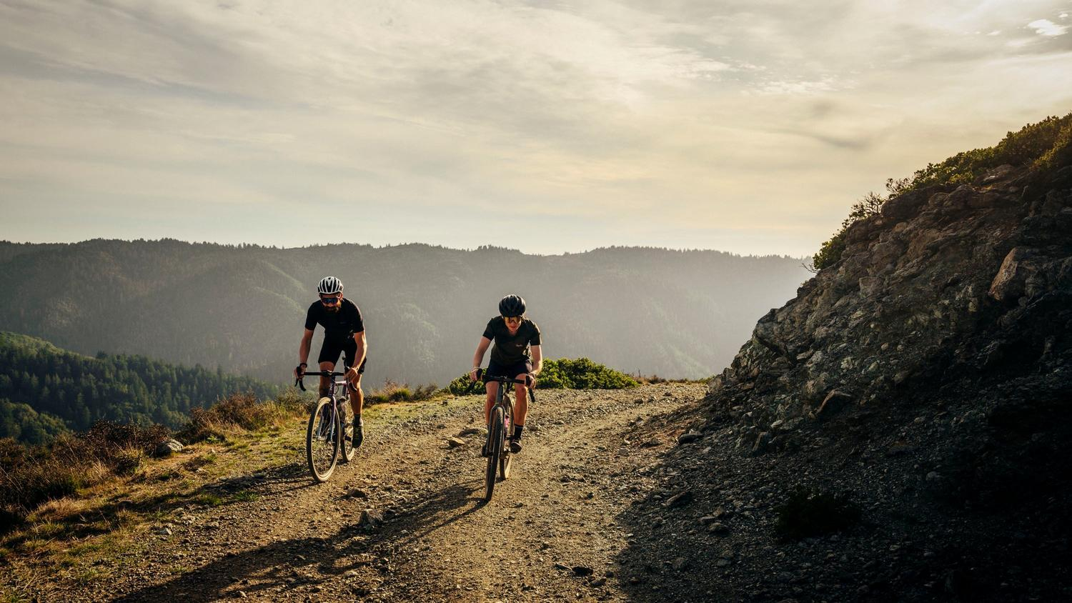 Rapha Explore Cargo Bibs and Technical Tee
