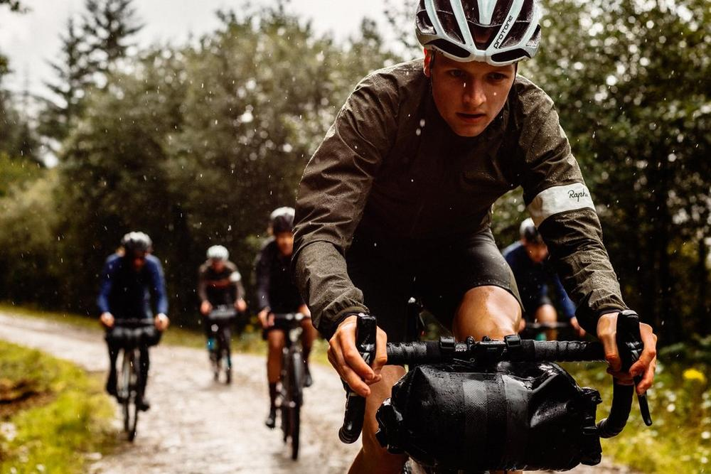 Rapha Guide To Staying Dry