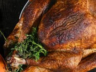 Dry Brine Traeger Turkey Recipe