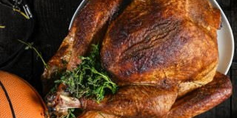 image of Dry Brine Traeger Turkey
