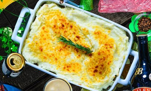 Roasted Shepherd's Pie