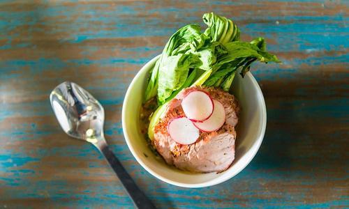 Asian-Style Pork Tenderloin