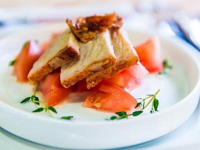 Bacon-Draped Injected Pork Loin Roast Recipe