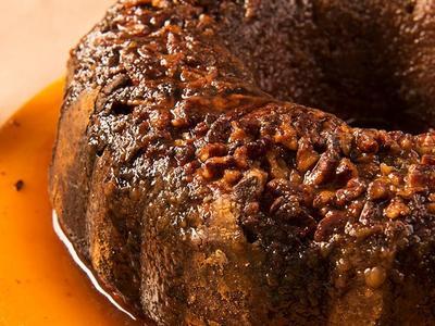 Baked Irish Creme Cake