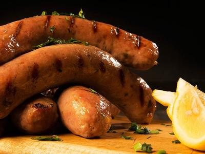 Smoked Lamb Sausage Recipe