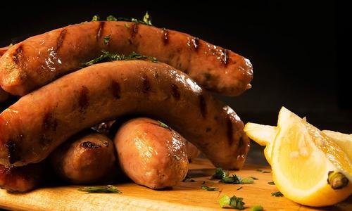 Smoked Lamb Sausage
