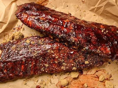 Fall-off-the-bone BBQ Ribs Recipe