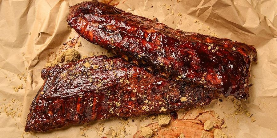 image of Fall-off-the-bone BBQ Ribs