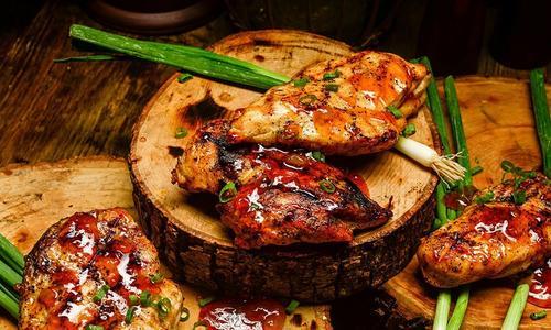 Mandarin Chicken Breast