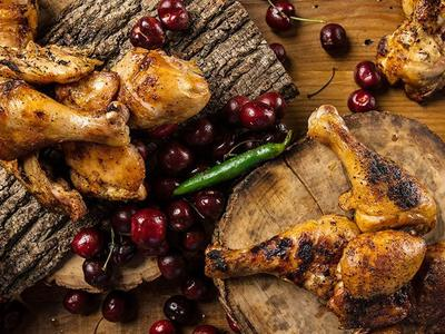 Smoked Cherry Bomb Chicken Recipe