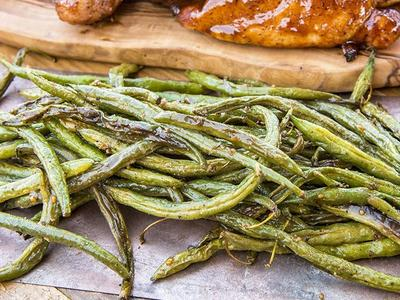 Butter Braised Green Beans Recipe