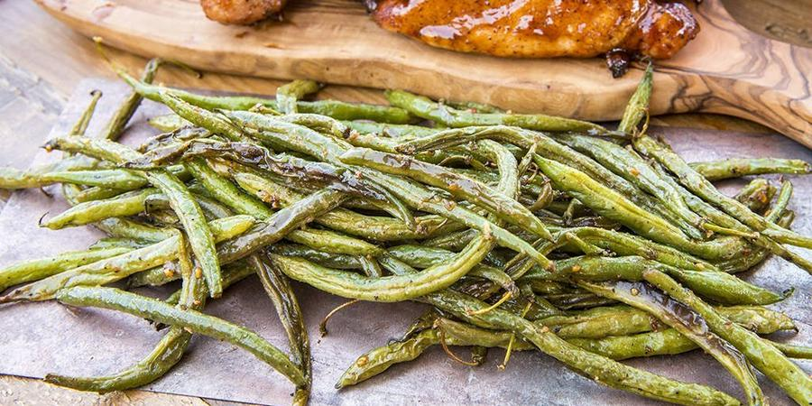image of Butter Braised Green Beans