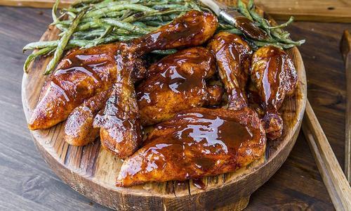 Garlic BBQ Chicken