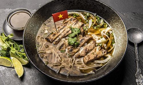 Roast Pork Pho
