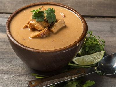 Smokin' Thai Curry Chicken Recipe