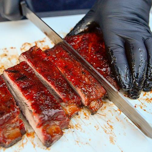 Winning World Competition Ribs