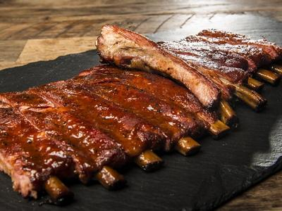 Big Game Day BBQ Ribs Recipe