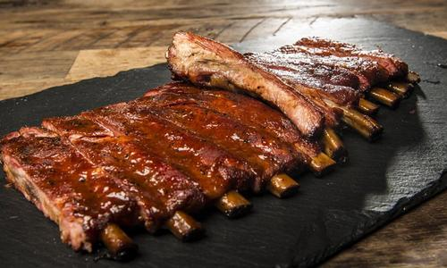 Big Game Day BBQ Ribs