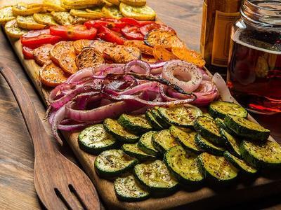 Grilled Ratatouille Salad Recipe