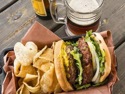 Grilled Venison Burgers Recipe