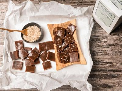 Smoked Salted Caramels Recipe