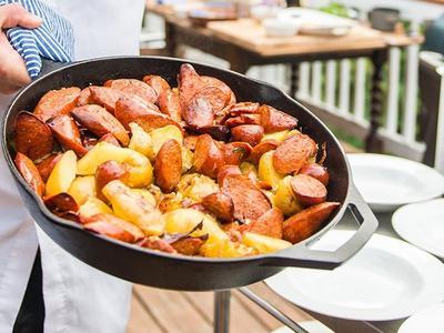 Smoked Sausage & Potatoes Recipe