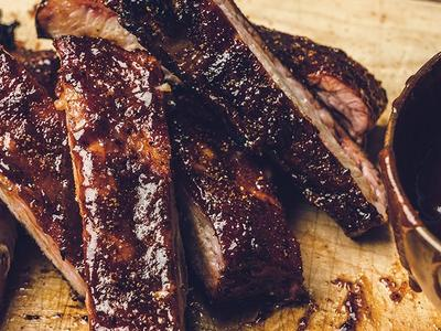 Smoked BBQ Ribs Recipe