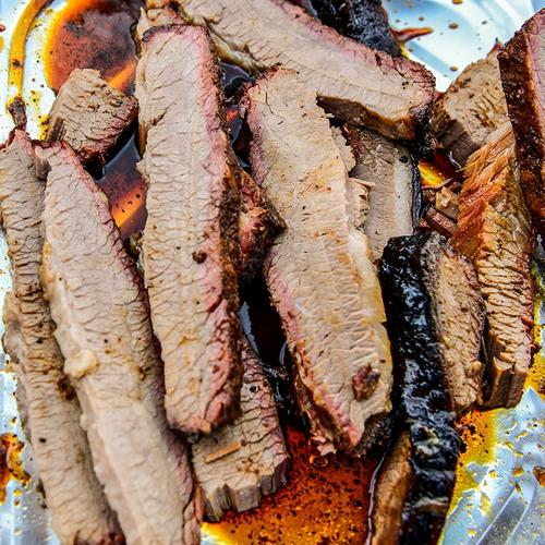 Steps for Winning World Competition Brisket