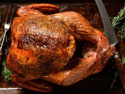 Traditional Smoked Thanksgiving Turkey Recipe
