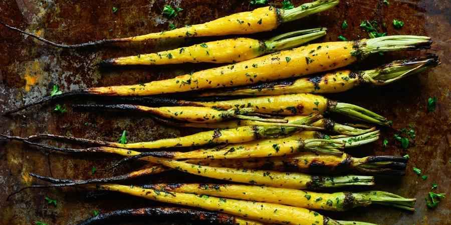 image of Heirloom Roasted Carrots