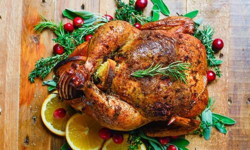 Roast Citrus Chicken