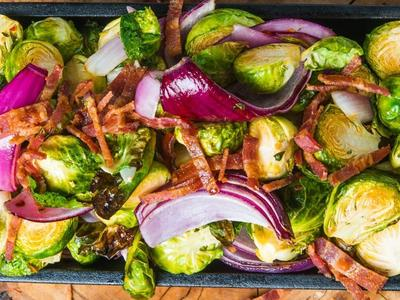Christmas Brussel Sprouts Recipe