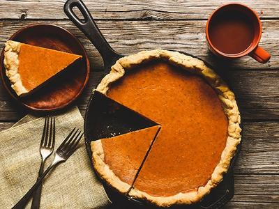 Traditional Baked Pumpkin Pie Recipe