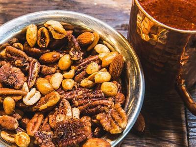 Diva Q's Savory Smoked Nuts Recipe