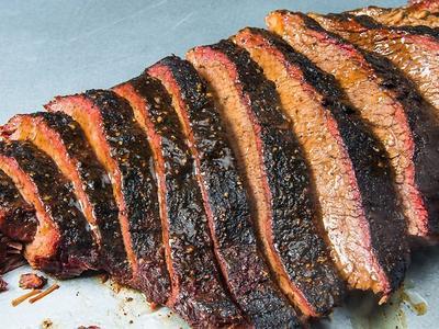 Smoked Longhorn Brisket Recipe